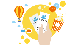 Tickets for events